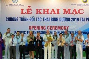 Bắt đầu Chương trình đối tác Thái Bình Dương tại Phú Yên