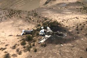 Rơi máy bay tư nhân chở 13 người tại Mexico, không còn ai sống sót