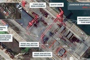 'Đón đầu' tàu sân bay khủng mới nhất của Trung Quốc: Điều đáng gờm khiến Mỹ e ngại?
