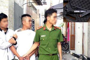 Triệt phá đường dây cá độ triệu đô ở Đà Nẵng, phát hiện súng, lựu đạn