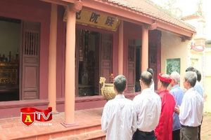 Hiệu quả mô hình ' dòng họ tự quản về ANTT' ở huyện Mê Linh