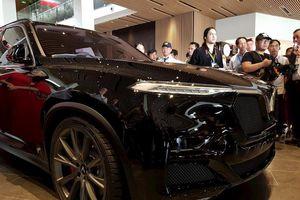 VinFast bất ngờ đưa xe SUV Lux V8 về Việt Nam