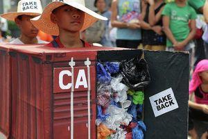Cuộc chiến rác thải: Philippines trả lại rác cho Canada