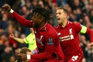 Liverpool tạo đêm điên rồ nhờ tinh thần 'kẻ sắp chết'