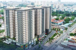 Dự án căn hộ cao cấp đã hoàn thiện, rộng hơn 1,7 ha tại quận 7