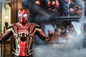 Vũ trụ mới xuất hiện trong 'Spider-Man: Far From Home' gợi mở điều gì?