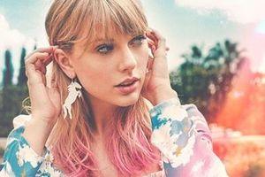'Me' của Taylor Swift bị chê dở vẫn phá kỷ lục Billboard 10 năm qua