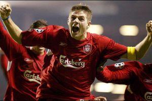 Những màn lội ngược dòng giàu cảm xúc trong lịch sử của Liverpool