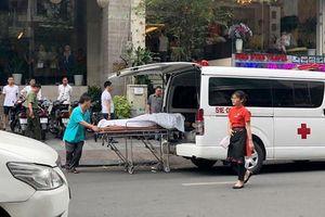 Bé trai 4 tuổi rơi từ tầng 5 chung cư ở Sài Gòn