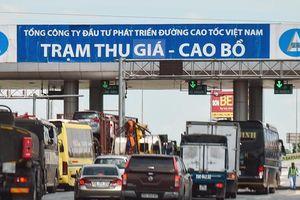 Lãnh đạo Bộ GTVT giải thích tên gọi 'trạm thu tiền'