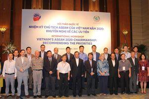 Việt Nam trong Năm Chủ tịch ASEAN 2020 sẽ hướng tới người dân
