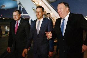 Mỹ 'găng' với Iran, Ngoại trưởng Pompeo đột ngột tới Iraq?