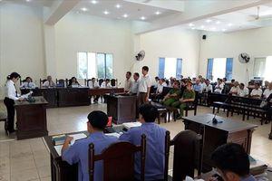 Nguyên GĐ Sở Địa chính và đồng phạm hầu tòa vì gây thiệt hại 131 tỉ