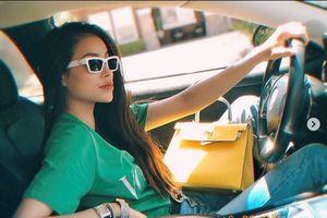 Bất ngờ nhan sắc của Hoa hậu Phạm Hương sau thời gian ở ẩn bên Mỹ