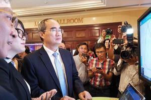 Bí thư Nguyễn Thiện Nhân: Giao thông không đồng bộ sẽ kìm hãm kinh tế