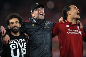 Những thống kê ấn tượng chiến thắng lịch sử của Liverpool trước Barca