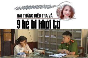 Triệu tập cô gái đăng tin thiếu úy công an chủ mưu giết Cao Mỹ Duyên