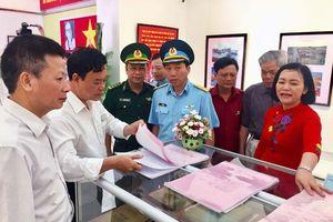 Triển lãm 'Hải Phòng 50 năm thực hiện Di chúc Chủ tịch Hồ Chí Minh'