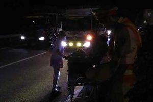 Đi xe máy vào đường cao tốc rồi gây tai nạn