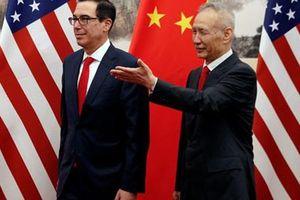 Mỹ - Trung căng trước đàm phán thương mại