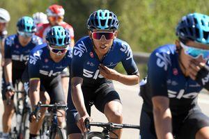 Xe đạp: Bernal bị gãy xương đòn – cú giáng mạnh cho tham vọng của Ineos tại Giro