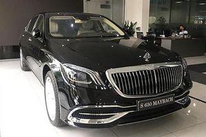 Đại gia Hà Tĩnh tậu Mercedes-Maybach S650 2019 giá 14,9 tỷ