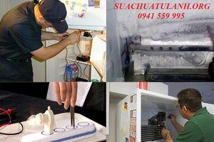Địa chỉ sửa tủ lạnh Mitsustar tốt nhất Hà Nội
