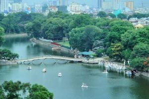 Hà Nội: Đầu tư xây dựng bãi đỗ xe ngầm trong công viên Thủ Lệ