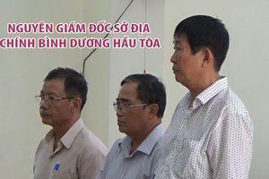 Cao Minh Huệ - Nguyên giám đốc Sở Địa chính Bình Dương hầu tòa