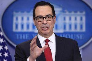 Bộ trưởng Tài chính Mỹ từ chối giao nộp hồ sơ thuế của Tổng thống Trump