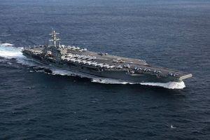 Gia tăng rủi ro khi Mỹ điều tàu sân bay dọa Iran