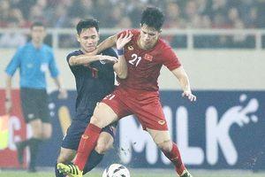 Tuyển Việt Nam gặp Thái Lan ở trận ra quân King's Cup 2019