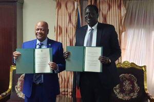 Nam Sudan phê duyệt thỏa thuận thăm dò dầu khí với Nam Phi tại lô B2
