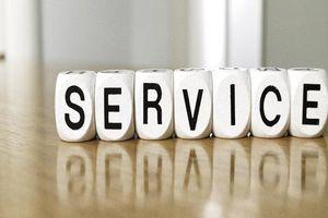Bội thu từ mảng dịch vụ