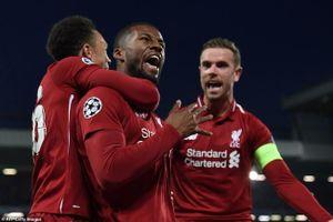Đả bại Barca 4-0, Liverpool lập hàng loạt kỷ lục