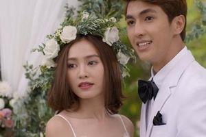 Đám cưới đẹp như mơ của Bình An và Lan Ngọc trong tập cuối 'Mối tình đầu của tôi'