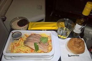 Qantas triển khai chuyến bay 'không rác thải' đầu tiên trên thế giới