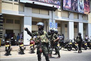 Sri Lanka bắt giữ 56 nghi can liên quan loạt vụ tấn công khủng bố dịp Lễ Phục sinh