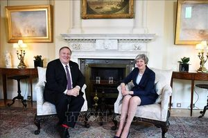 Mỹ khẳng định mối quan hệ 'đặc biệt' với Anh