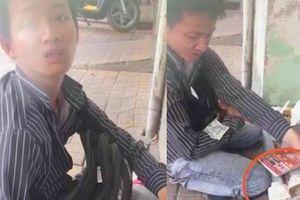 Tiết lộ sự thật bất ngờ phía sau thông tin cậu bé khuyết tật bị 'cướp' sạch vé số