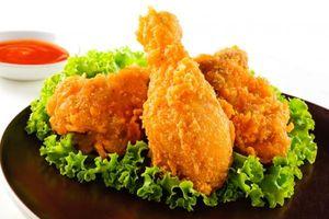 Cách làm gà rán đơn giản ngay tại nhà