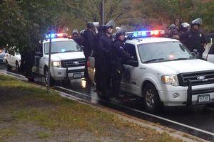 Xả súng tại trường học Mỹ khiến 9 người thương vong