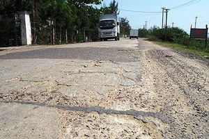 Sắp nâng cấp, mở rộng tuyến Đường tỉnh 639 Bình Định