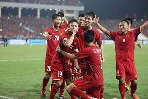 Việt Nam gặp Thái Lan tại trận khai mạc King'Cup 2019