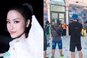 Không còn chối cãi, Đông Nhi bị phát hiện đang 'quẩy' cùng dàn sao Running Man tại Nha Trang