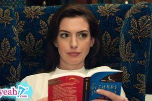 Mặc kệ những hình ảnh xuống sắc tàn tạ, kiều nữ Anne Hathaway vẫn làm khán giả nín thở trong 'Quý cô lừa đảo'