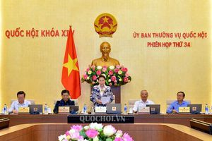Phiên họp 34 Ủy ban thường vụ Quốc hội: Sẽ cho ý kiến về Dự án Bộ Luật lao động (sửa đổi)