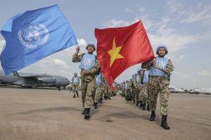 Tăng cường an toàn, an ninh và hiệu quả thực thi cho lực lượng gìn giữ hòa bình Liên hợp quốc