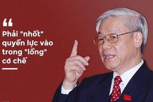 Kiểm soát quyền lực theo chỉ dẫn của V.I.Lênin và Hồ Chí Minh