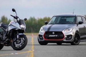 Suzuki Swift Sport Katana phiên bản giới hạn chỉ được sản xuất 30 chiếc